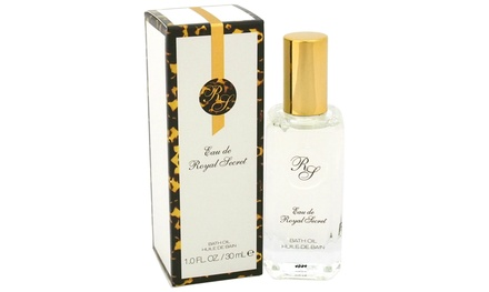 Five Star Fragrances Eau de Royal Secret Bath Oil; 1 Fl. Oz.
