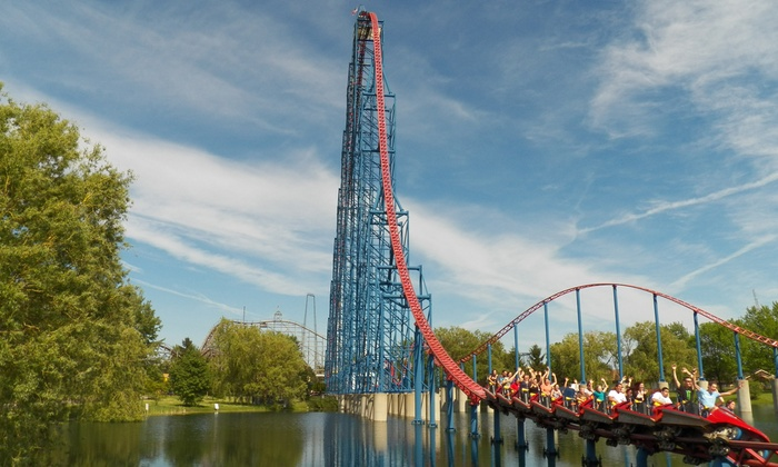 51% Off Admission to Darien Lake Theme Park Resort