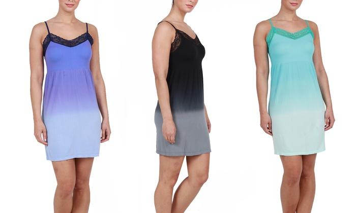 Undercontrol Women's Nightgown