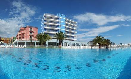Liguria 4*: appartamento mono o bilocale fino a 5 persone a 34€euro
