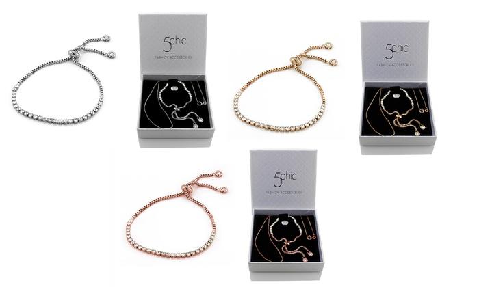 nuove immagini di ottima vestibilità design innovativo Gioielli con cristalli Swarovski®   Groupon Goods