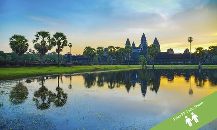 Vietnam and Cambodia: From $1,129 Per Person for a 14-Day Tour with Meals and Transfers with Halong Tours Booking