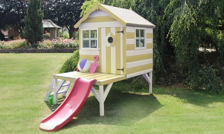 Mercia Childrens Outdoor Playhouse in Choice of Design With Free Delivery
