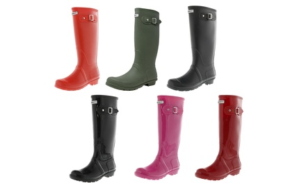 Exotic Identity Original Tall Rain Boots