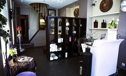 1h de modelage thaï traditionnel, aux huiles essentielles ou chaudes en solo ou en duo dès 39,90 € chez Diora Beauté