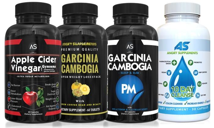 Garcinia cambogia with potassium salts