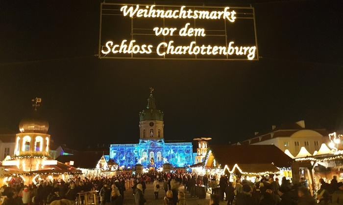 Weihnachtsmarkt Schloss Charlottenburg.Weihnachtsmarktservice