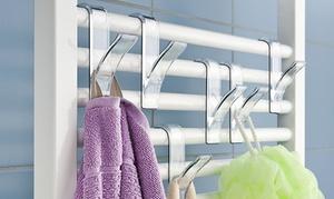 Crochets serviettes de radiateur
