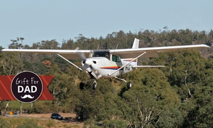 Aerostar Aviation: $219 for an Instructional Flight or $299 for a One-Hour Scenic Flight for Two with Aerostar Aviation (Up to $350 Value)