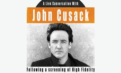 "image for John Cusack – ""High Fidelity"" Screening and Q&A on Friday, June 15, at 7:30 p.m."