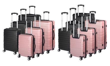 Set di 3 valigie 600W Chicago