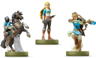 amiibo Legend of Zelda Series Breath of Wild