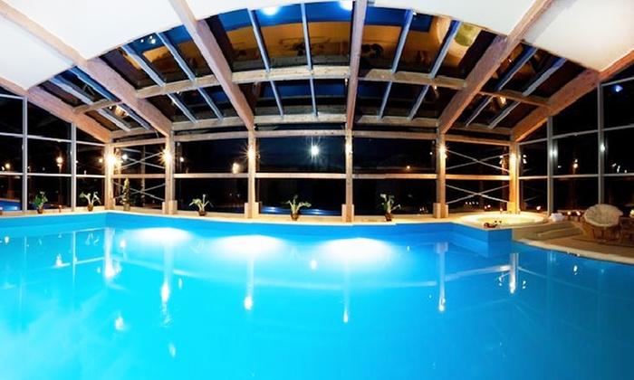 Pomorze: 1-7 nocy z basenem, jacuzzi i więcej