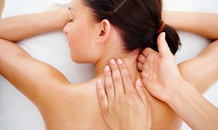 $37 for a 60-Minute Customized Massage at Stemkowski Massage  ($75 Value)