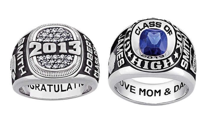 Up to 42% Off Celebrium Class Ring from Limoges Jewelry