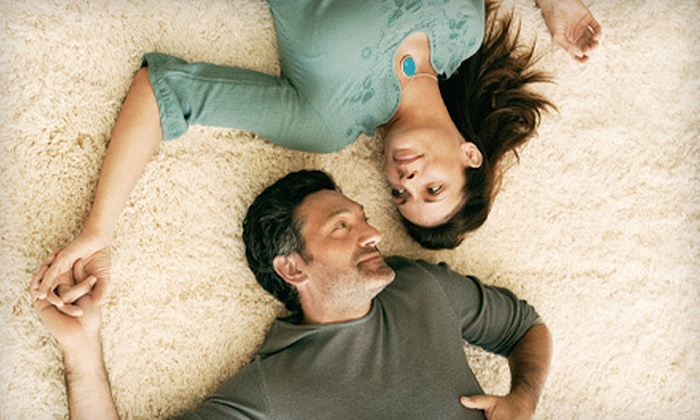 Super Steam - Austin: $59 for a Steam Carpet Cleaning for Three Rooms or Up to 600 Square Feet from Super Steam ($130 Value)