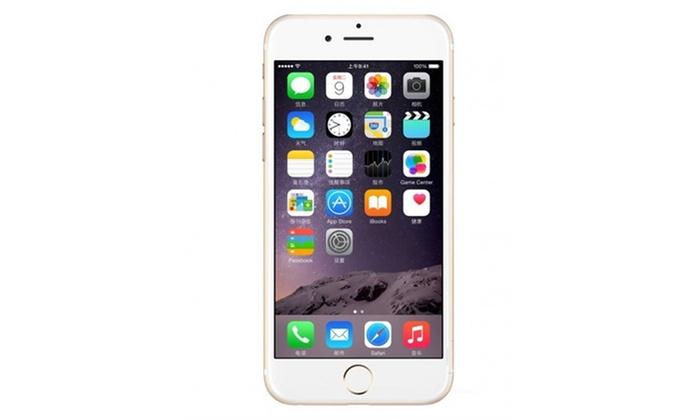 apple iphone 6s plus reconditionn groupon. Black Bedroom Furniture Sets. Home Design Ideas