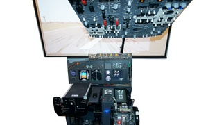 Cactus Aviation: $99 for a One-Hour Flight Simulator Experience at Cactus Aviation ($200 Value)
