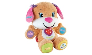 Peluche interactive Fisher Price