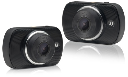 Videocamera per auto Motorola