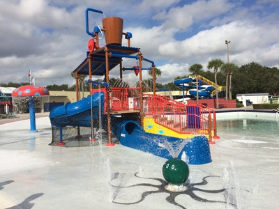 One-Day Admission for Two or Three, or Season Pass for One or Two to Bob Makinson Aquatic Center (Up to 31% Off)