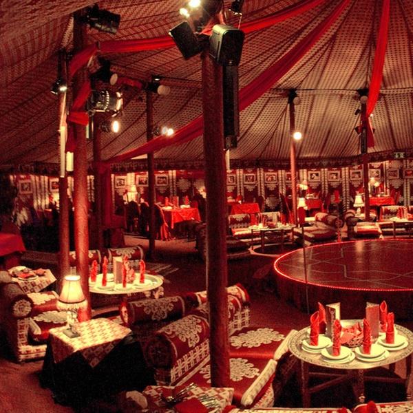 madi zelt der sinne dinnershow sahara 3 februar