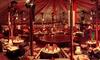 Madi Zelt - Madi - Zelt der Sinne: MADI – Zelt der Sinne – Orientalische Dinnershow oder Märchenbrunch an versch. Terminen im Februar (bis zu 30% sparen)
