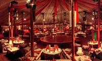 MADI – Zelt der Sinne – Orientalische Dinnershow oder Märchenbrunch an versch. Terminen im Februar (bis zu 30% sparen)