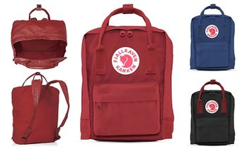 Fjallraven Kanken Classic Daily Backpack for Men and Women