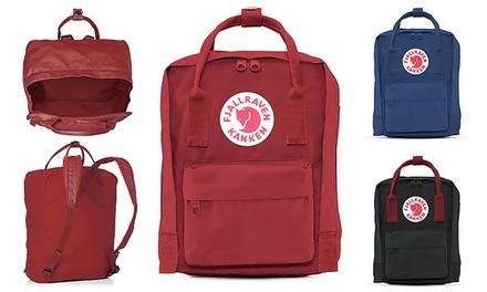 Fjallraven Kanken Classic Daily Backpack for Men and Women