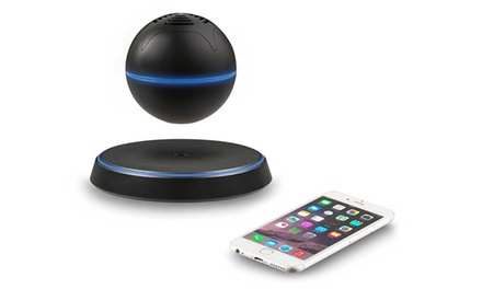 Tec+ Dynamo Levitating Bluetooth Speaker for £38.99 With Free Delivery (22% Off)