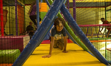 for All-Day Admission for One Child to Kids Empire - Montclair ( Value)