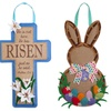 Easter-Themed Door Decorations