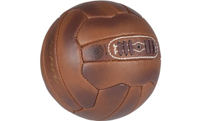 Groupon Goods Global GmbH: Retro-Style Size 5 Football