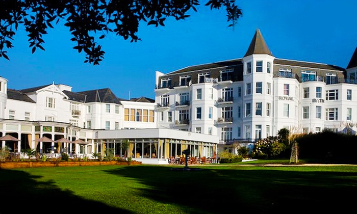 Groupon Royal Bath Hotel Bournemouth