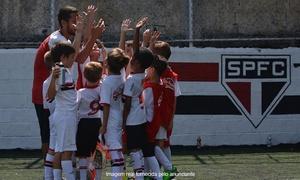 Escola de Futebol Oficial do São Paulo Futebol Clube – unidade Santo André: Escola de Futebol Oficial do São Paulo Futebol Clube – Santo André: 1 ou 3 meses de escola de futebol