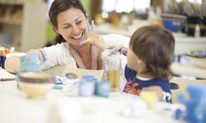 Plaster Fun Time: Craft Painting at Plaster Fun Time (Up to 39% Off). Four Options Available.