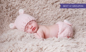 Magenta Studio Photo: Photo Session with Printed or Digital Shot from Magenta Studio Photo, Throughout Canada (Up to 80% Off)