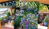 """Up to 52% Off """"Phoenix Home & Garden"""" Subscription"""