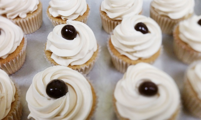 Kai's Kookies & More Bakery - Multiple Locations: Cupcakes or Three Groupons for $10 Worth of Baked Goods Each at Kai's Kookies & More Bakery (Up to 58% Off)