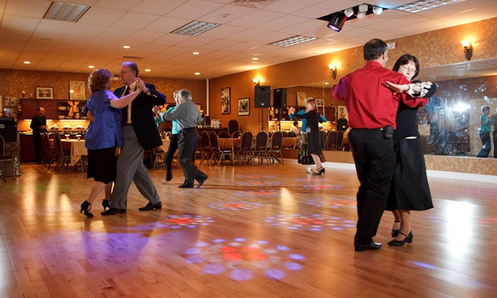 Ballroom Magic - Vernon: $39 for a Six-Week Couples Ballroom or Latin Dance Class at Ballroom Magic ($174 Value)
