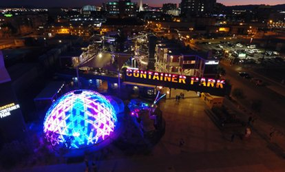 image for Two or Four <strong>Kids</strong> or Adult Shows at The Dome at Container Park (Up to 50% Off)