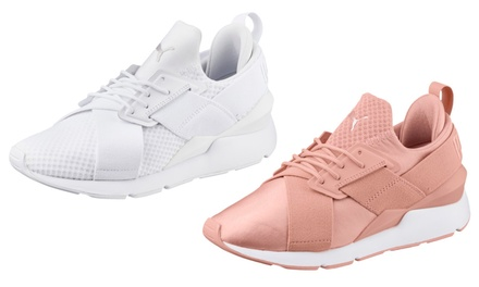 Puma Muse X-Strap Sneakers