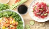 Soulfish Poke - Rhodes Ranch: Hand Crafted Poke Bowls and Drinks for One or Two at Soulfish Poke on Warm Springs Rd (Up to 36% Off)