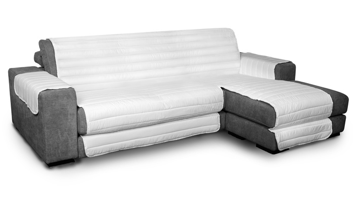 housse de canap d 39 angle groupon. Black Bedroom Furniture Sets. Home Design Ideas