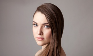Spencer Malay Hair Salon and Med Spa: Keratin Treatment with Optional Women's Haircut at Spencer Malay Hair Salon and Med Spa (Up to 81% Off)