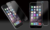 【500円~】1枚から購入可能。2枚セットがお得!≪iPhon対応強化ガラス液晶保護フィルム/9H/超薄約0.3mm/透明度99%/iP...