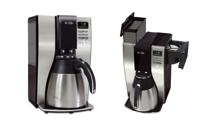 mr coffee optimal brew 10cup coffee maker refurbished mr