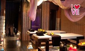 HAMMAMI: Percorso hammam con idromassaggio, docce emozionali e massaggio relax di 40 minuti per 2 persone da Hammami (sconto 76%)
