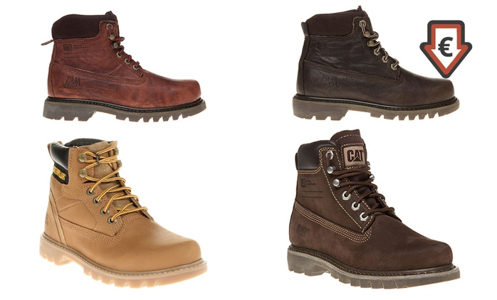 Women's Caterpillar Willow and Bruiser Boots from £44.99 With Free Delivery (Up to 57% Off)